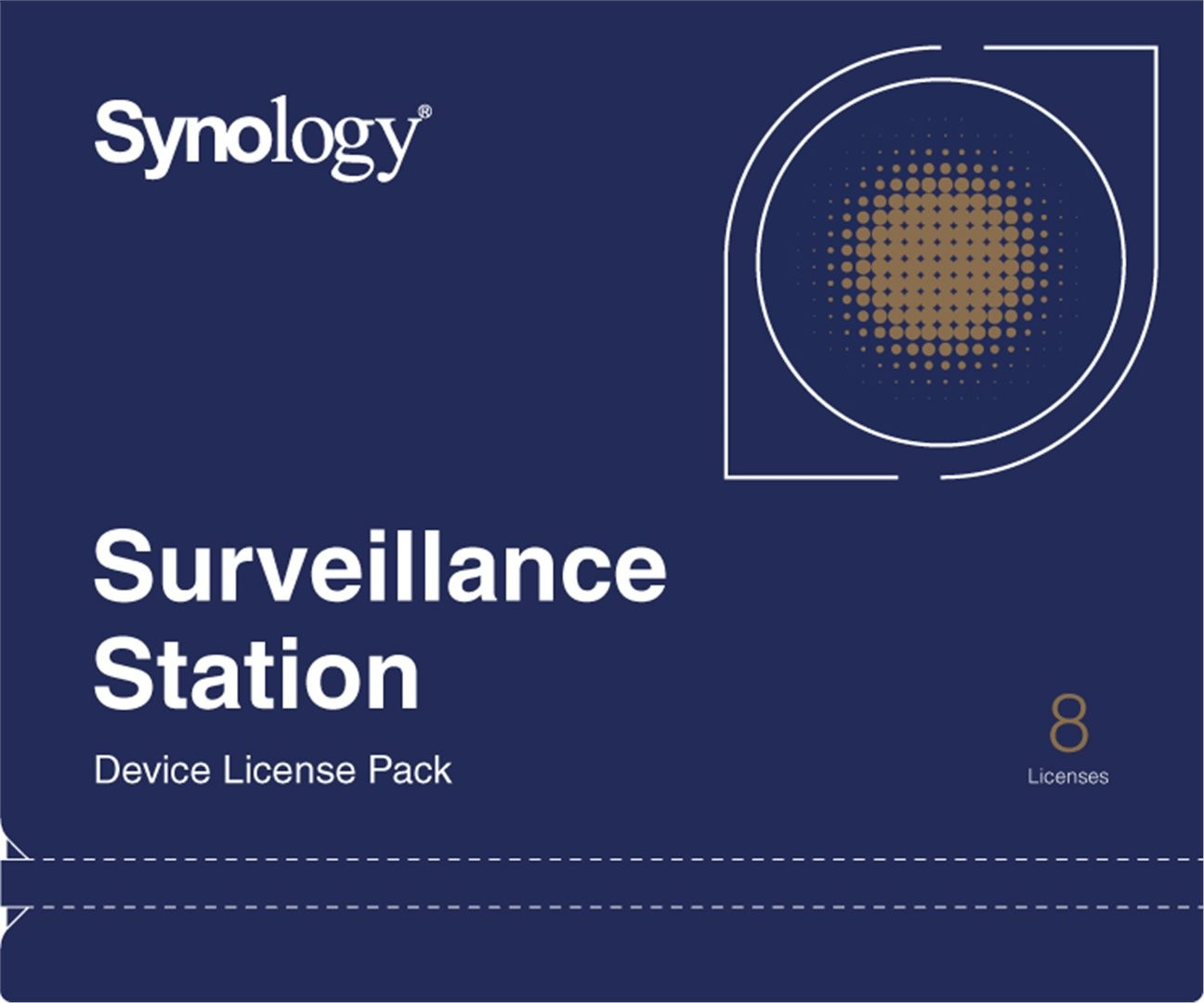 Synology Camera License Pack x 8