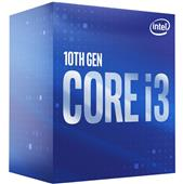 INTEL Core i3-10320  3,80  GHz,  6MB BOX  LGA 1200