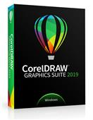 CorelDRAW Graphics Suite 2019 DVD Box  CZ/PL