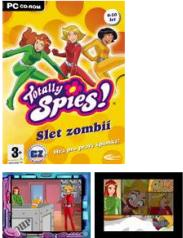 Totally Spies!: Slet Zombii