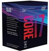 INTEL Core i7-8700 3,20 GHz, 12MB BOX LGA 1151