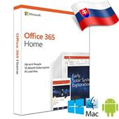 Office 365 Personal 32-bit/x64 Slovak